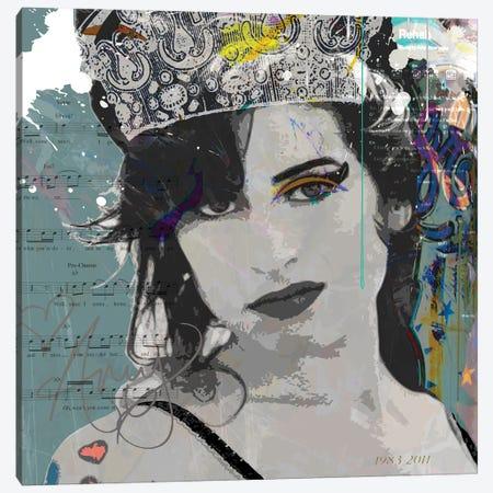 Valerie Canvas Print #GCZ63} by Gabriel Cozzarelli Canvas Art Print