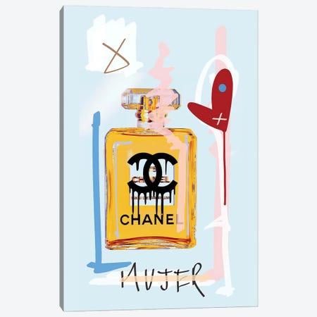 Chanel Canvas Print #GCZ7} by Gabriel Cozzarelli Art Print