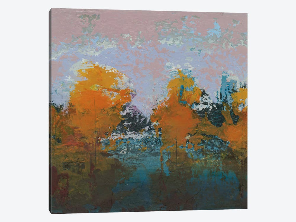 Blackrath by Grainne Dowling 1-piece Canvas Artwork