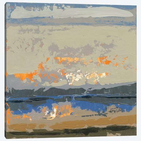 Evening Killala Bay Canvas Print #GDO2} by Grainne Dowling Art Print