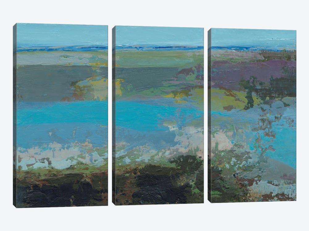 Killala Bay IV by Grainne Dowling 3-piece Canvas Art
