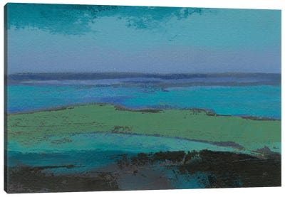 Low Tide Killala Canvas Art Print