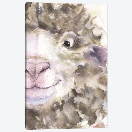 Sheep Canvas Print #GDY131} by George Dyachenko Canvas Artwork
