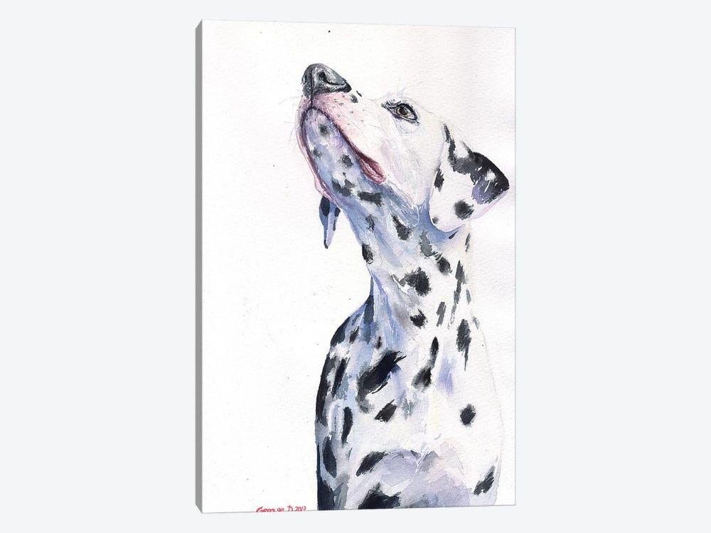 Dalmatian by George Dyachenko 1-piece Art Print