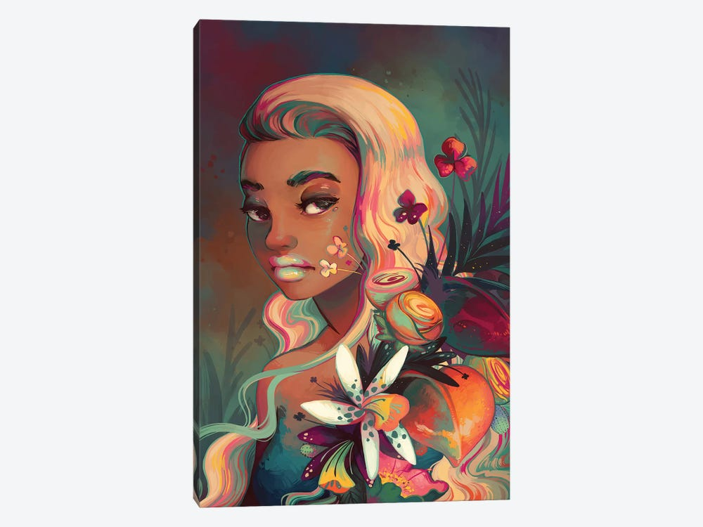 Fleur by Geneva B 1-piece Art Print