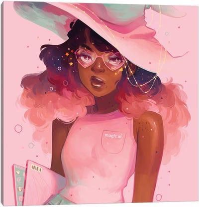 Magic AF Canvas Art Print