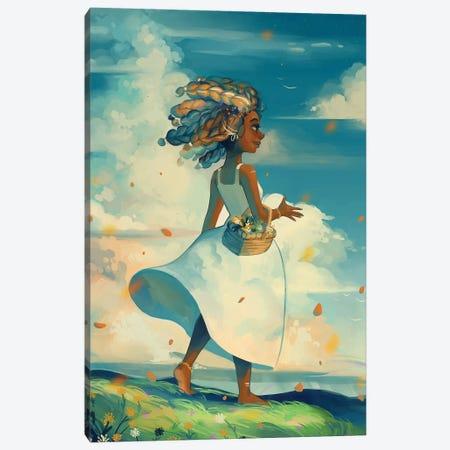 Aer Canvas Print #GEB2} by Geneva B Canvas Print