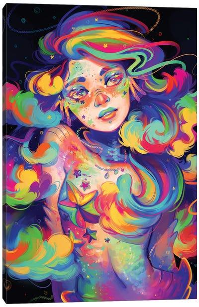 Rainbow Fish II Canvas Art Print