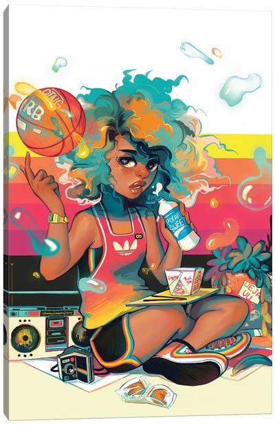 Spaceketball Canvas Art Print