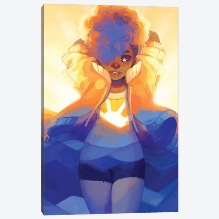 Sunrise Canvas Print #GEB50} by Geneva B Canvas Artwork
