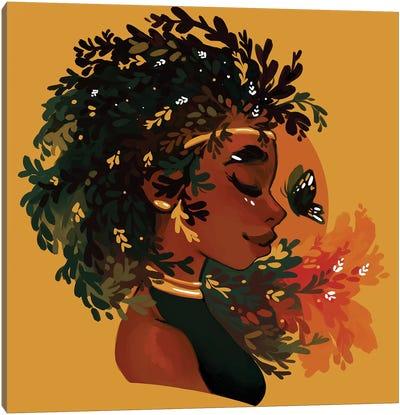 Thyme And Thyme Again Canvas Art Print