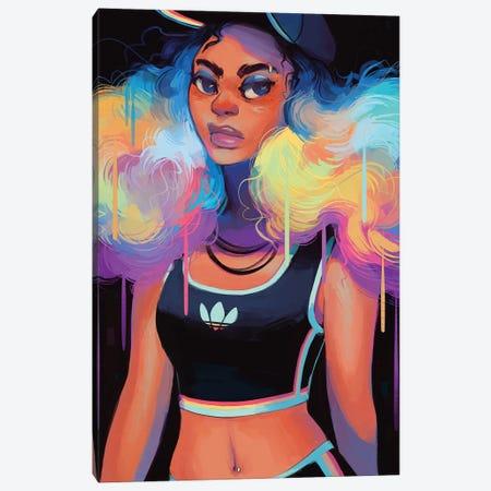 Workout Wear Canvas Print #GEB58} by Geneva B Canvas Art