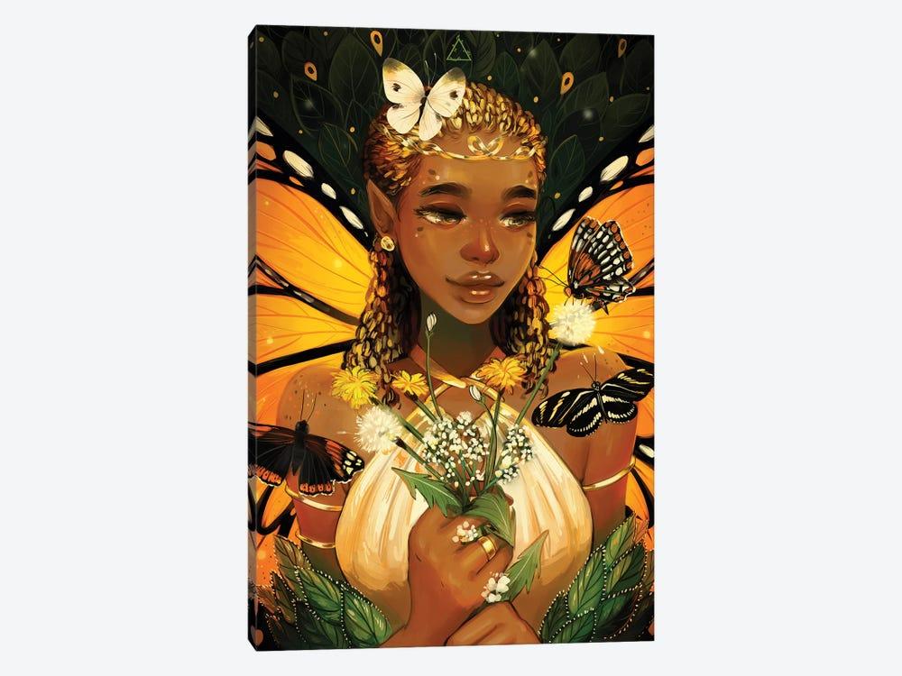 Monarch by Geneva B 1-piece Canvas Print