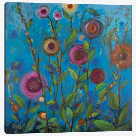 Midnight Dusk Canvas Print #GEI2} by Georgia Eider Canvas Wall Art