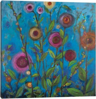 Midnight Dusk Canvas Art Print