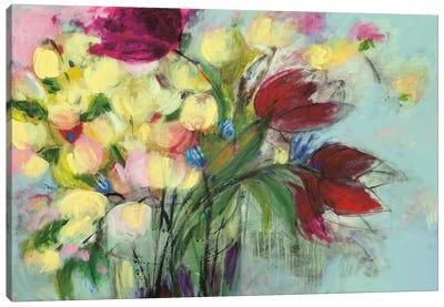 Wendy's Bouquet Canvas Art Print