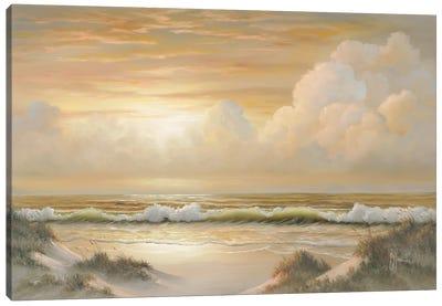 Dusk Canvas Art Print