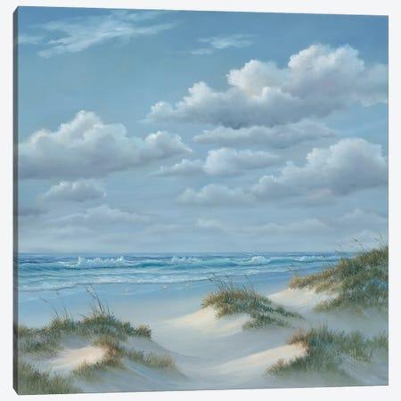 Shoreline III Canvas Print #GEJ6} by Georgia Janisse Canvas Artwork