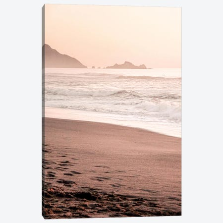 California Sunset Part I Canvas Print #GEL128} by Monika Strigel Canvas Art