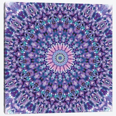 Arabesque - Pretty Lavender Canvas Print #GEL12} by Monika Strigel Canvas Artwork