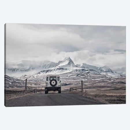 Roam The Planet Iceland I Canvas Print #GEL245} by Monika Strigel Canvas Art
