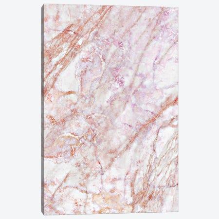 Rose Marble Canvas Print #GEL254} by Monika Strigel Canvas Art Print