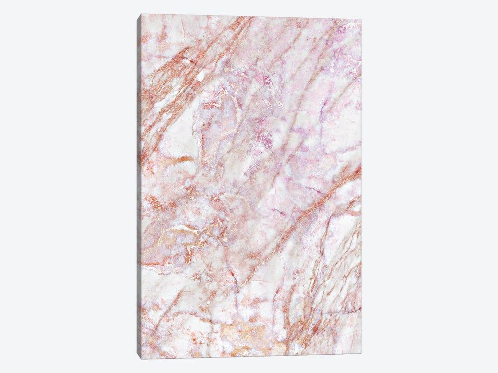 Rose Marble by Monika Strigel 1-piece Canvas Art Print
