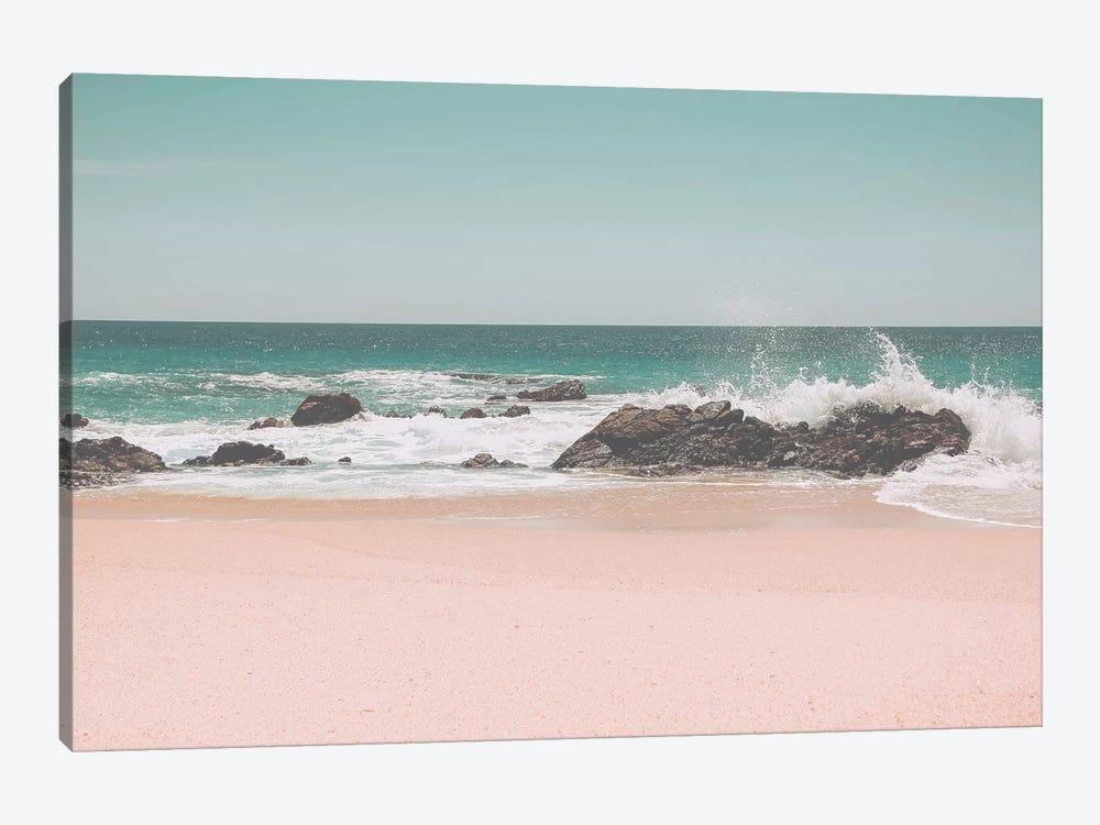 Sunny Beach Mexico by Monika Strigel 1-piece Canvas Art Print