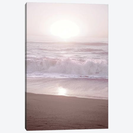Sunset Halfmoon Bay Canvas Print #GEL287} by Monika Strigel Canvas Wall Art