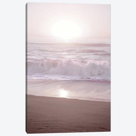 Sunset Halfmoon Bay 3-Piece Canvas #GEL287} by Monika Strigel Canvas Wall Art