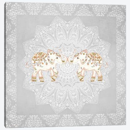 Alhambra Elephants Canvas Print #GEL2} by Monika Strigel Canvas Print