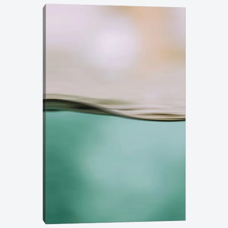 Water Motion I Canvas Print #GEL300} by Monika Strigel Canvas Artwork
