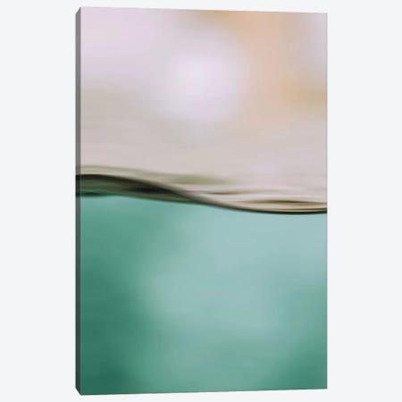 Water Motion I Canvas Print #GEL300} by Monika Strigel Canvas Artwork