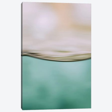 Water Motion II Canvas Print #GEL302} by Monika Strigel Canvas Wall Art