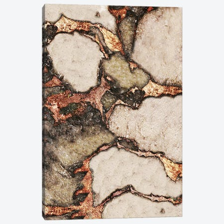 Gemstone And Gold - Pastel Nude Canvas Print #GEL36} by Monika Strigel Canvas Print