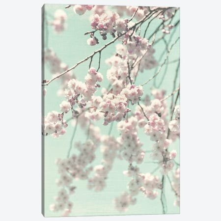 Happy Spring II Canvas Print #GEL39} by Monika Strigel Canvas Wall Art