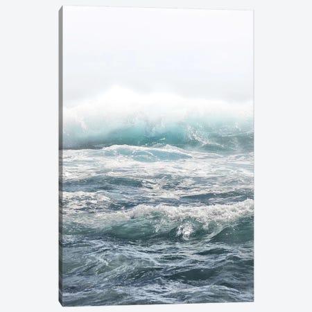 Big Splash Hawaii Canvas Print #GEL55} by Monika Strigel Art Print