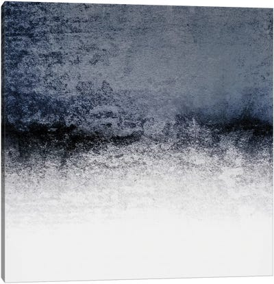 Snowdreamer - Black And White Canvas Art Print