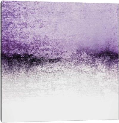 Snowdreamer - Lavender Canvas Art Print