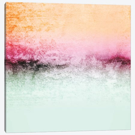 Snowdreamer - Sunrise Canvas Print #GEL71} by Monika Strigel Canvas Artwork