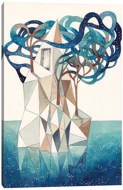 Iceberg II Canvas Art Print
