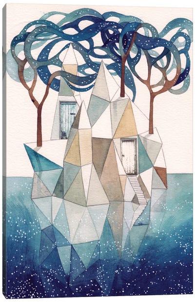 Iceberg III Canvas Art Print