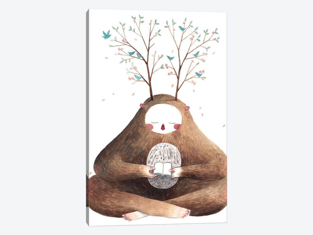 Sweet Monster II by Gemma Capdevila 1-piece Canvas Print