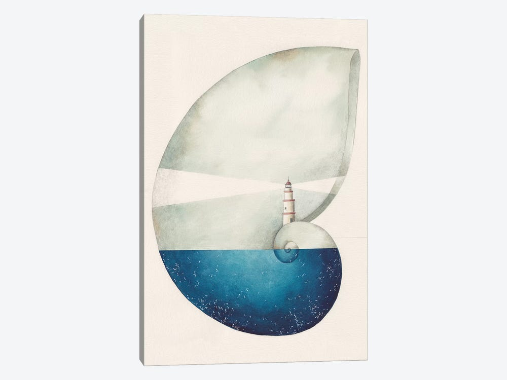 Far De Ses Salines by Gemma Capdevila 1-piece Canvas Art Print