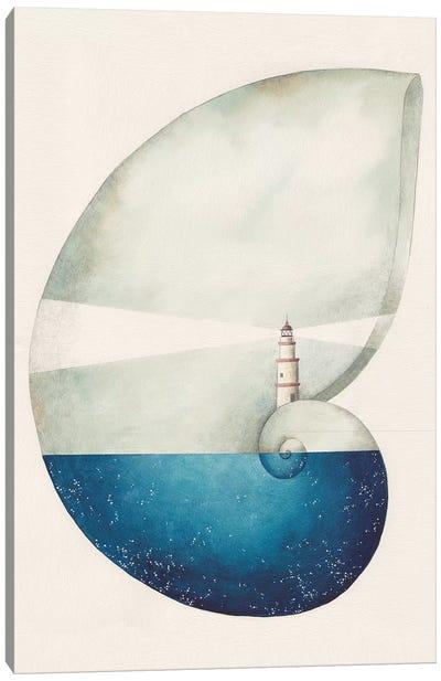 Far De Ses Salines Canvas Art Print