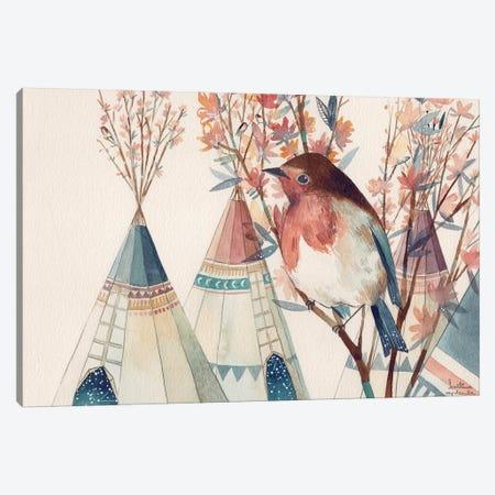Johana Canvas Print #GEM37} by Gemma Capdevila Canvas Wall Art