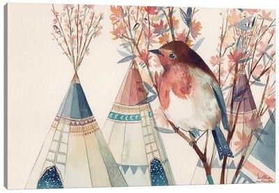 Johana Canvas Art Print