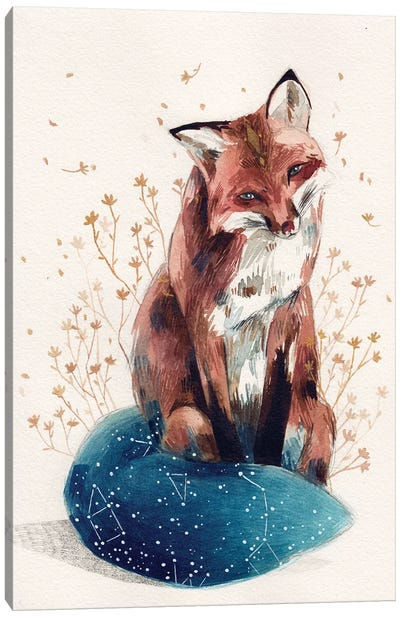 Txell Nadal 2016 Canvas Art Print