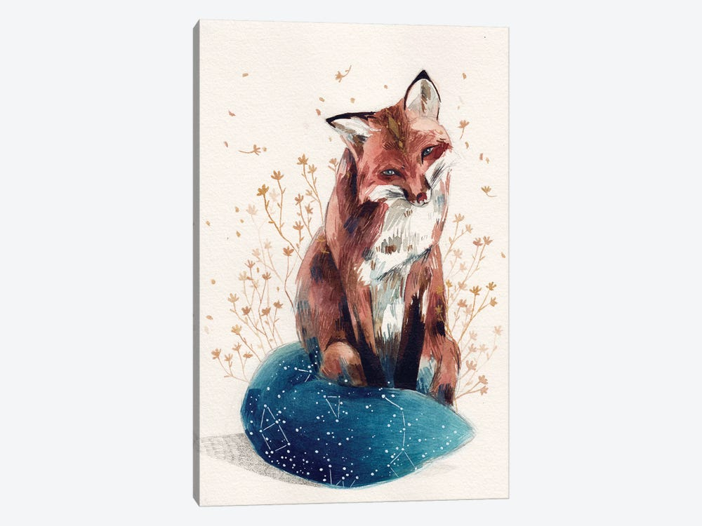 Txell Nadal 2016 by Gemma Capdevila 1-piece Canvas Artwork