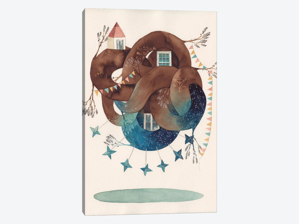 Delta Star by Gemma Capdevila 1-piece Art Print